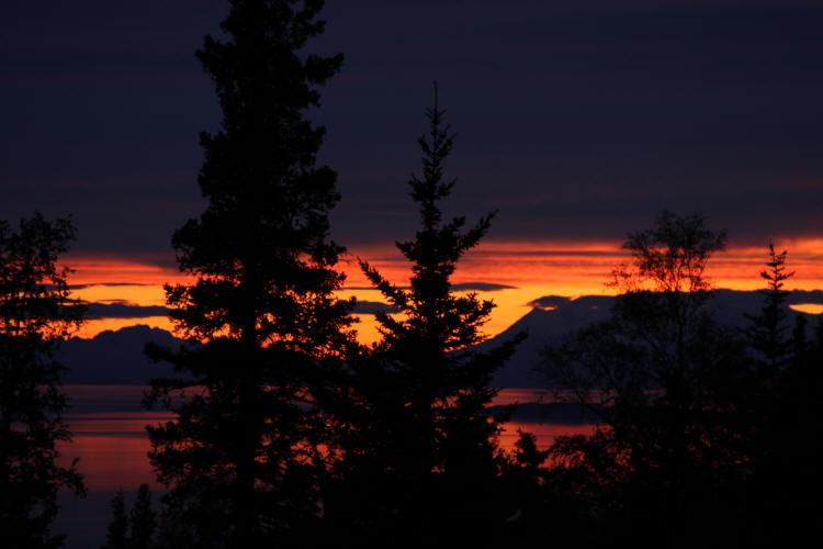 Building Our Alaska Timberframe Tower